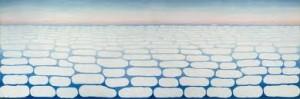 Sky Above Clouds IV - Georgia O'Keefe